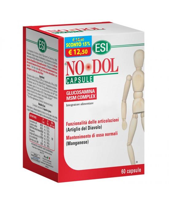 Esi No Dol Integratore Alimentare 60 Capsule - La tua farmacia online