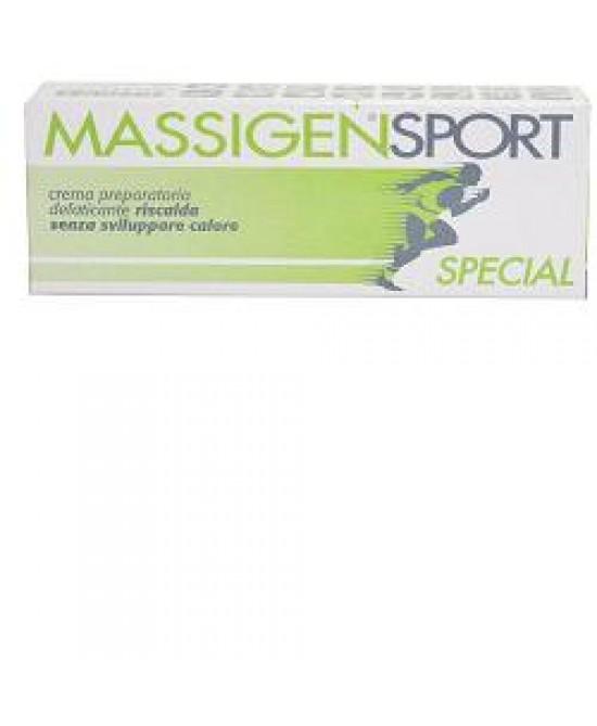 Massigen Special Cr 50ml - Farmacento