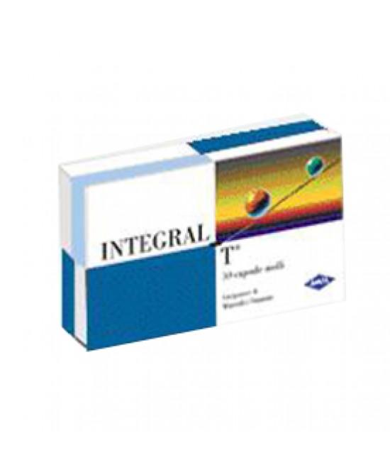 Integral T Min/vit 30cps Molli - Zfarmacia