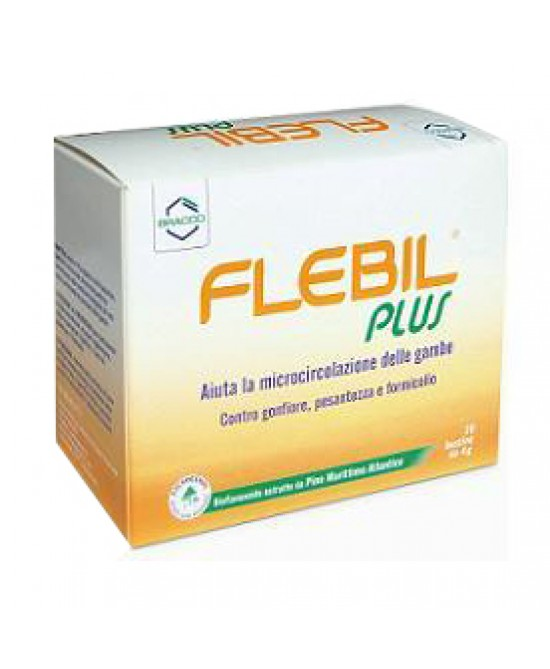 Flebil Plus - Farmacento