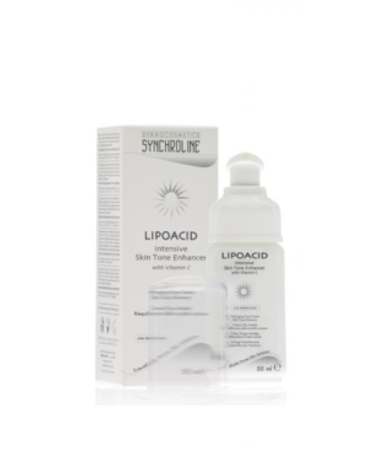 Synchroline Lipoacid Intensive Crema 50ml - FARMAEMPORIO