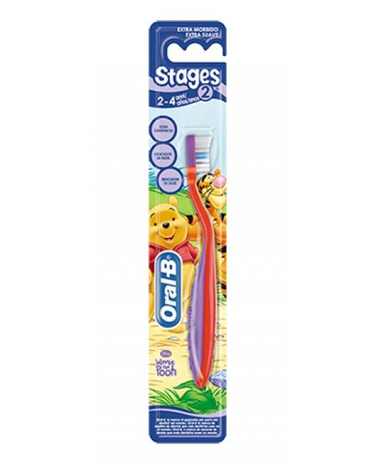 Oral-B Stages 2 Spazzolino Manuale Morbido Per Bambini - La tua farmacia online