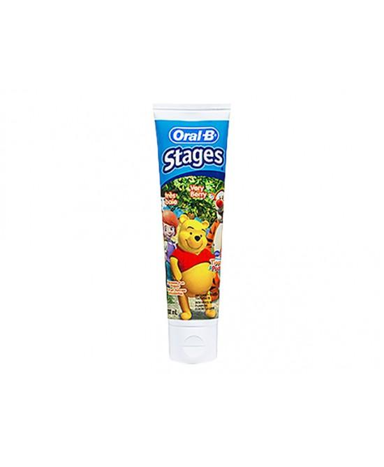 Oral-B Dentifricio Stages Alla Frutta 75ml - farma-store.it