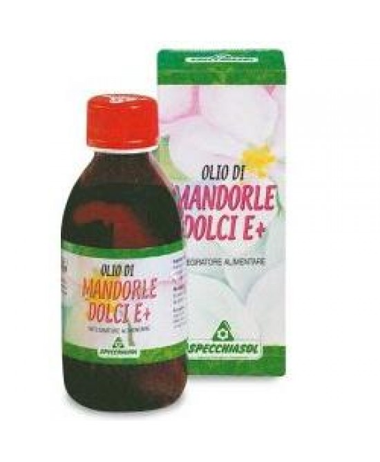 Mandorle Dolci Olio 170ml - Farmastar.it