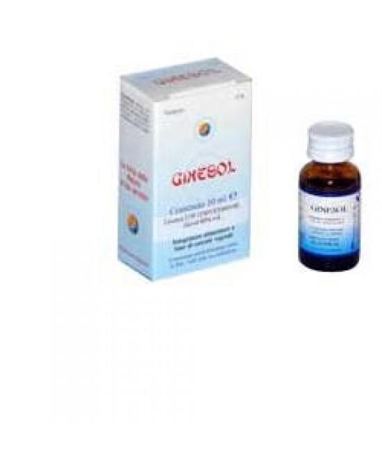 Ginesol Liquido 10ml - Zfarmacia