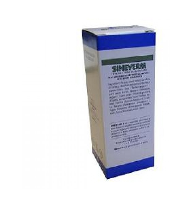 Sineverm 50ml - Zfarmacia