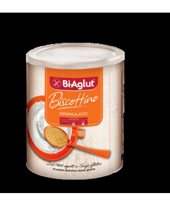 Biaglut Biscottino Granulato Senza Glutine 340g - farma-store.it
