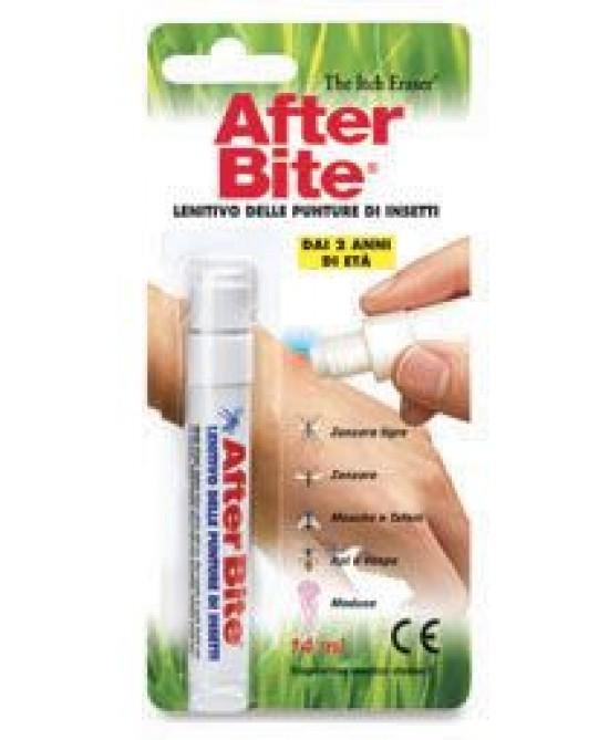 After Bite Lenitivo Delle Punture Di Insetto 14ml - Farmamille