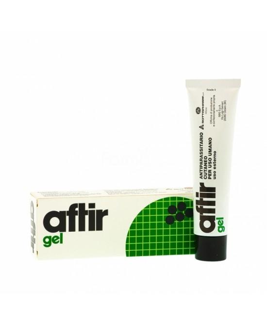 AFTIR GEL ANTIPARASSITARIO 40 G - Zfarmacia