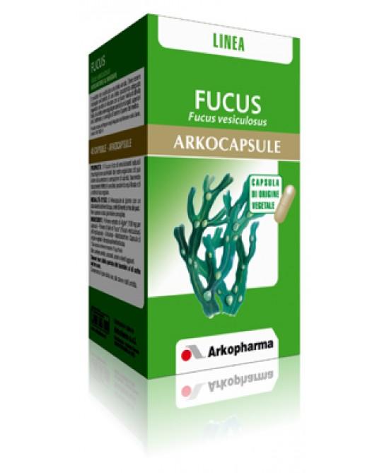 Arkocapsule Fucus Integratore Alimentare 45 Capsule - Zfarmacia
