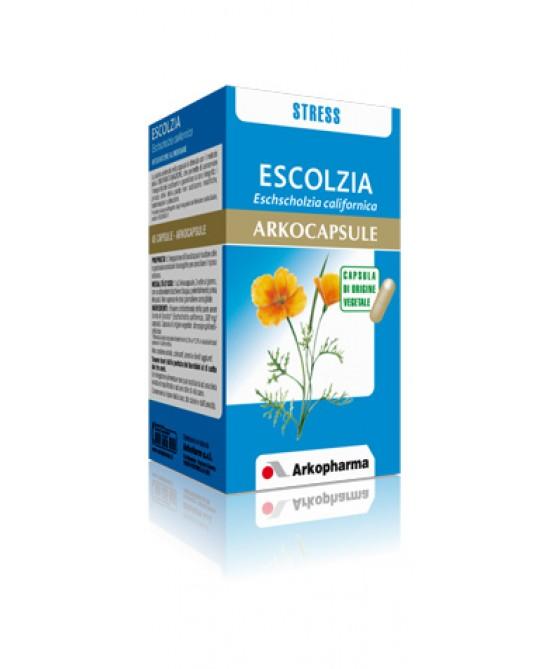 Arkopharma Escolzia Arkocapsule Integratore Alimentare 45 Capsule - La tua farmacia online