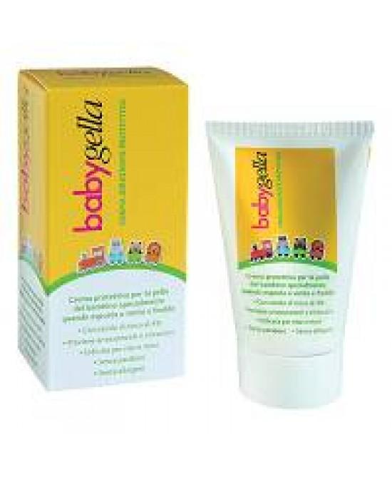 Babygella Crema Idratante Protettiva 50ml - FARMAEMPORIO