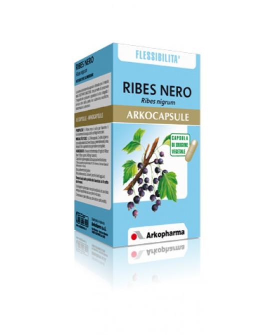 Arkopharma Ribes Nero Arkocapsule Integratore Alimentare 45 Capsule - La tua farmacia online