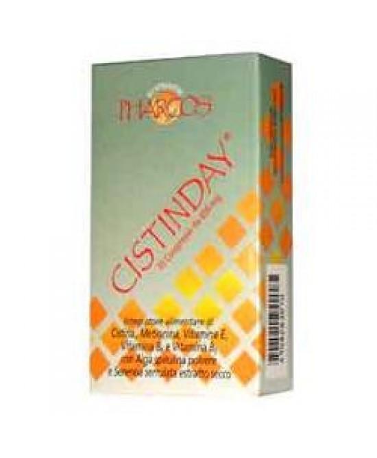Cistinday Pharcos 30cpr - La tua farmacia online