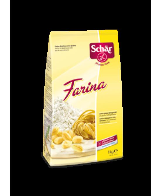 Schar Farina Per Pasta All'Uovo Senza Glutine 1kg - Zfarmacia