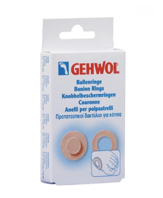 Gehwol Anelli Per Polpastrelli Paraduroni 6 Pezzi - Farmamille