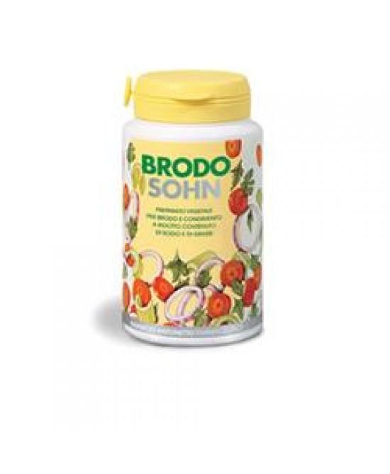 BrodoSohn Preparato Vegetale Per Brodo E Condimento 200g - Antica Farmacia Del Lago