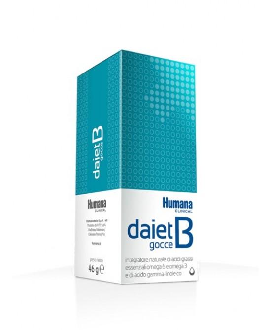 Humana Daiet B Integratore Alimentare 50ml - Farmabravo.it