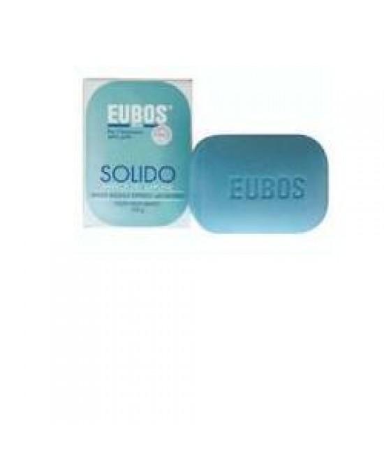 Eubos Detergente Solido 125g - Zfarmacia