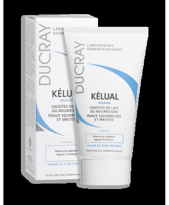 Ducray Kelual Emulsione 50ml - Farmapc.it