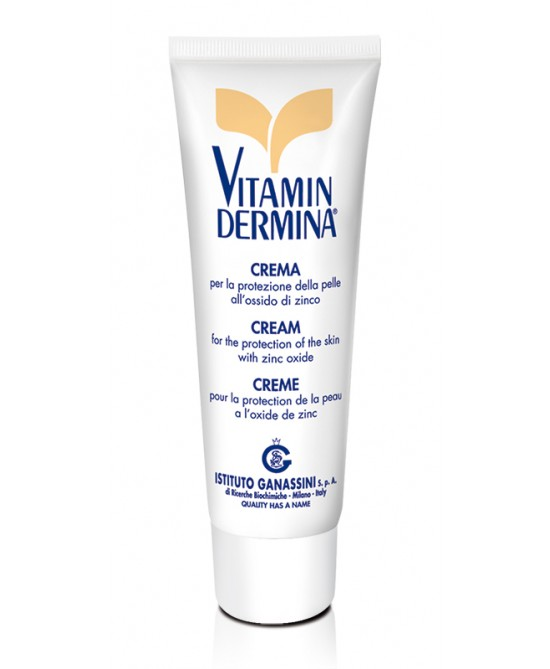 Vitamindermina Crema All'Ossido Di Zinco 50ml - La tua farmacia online