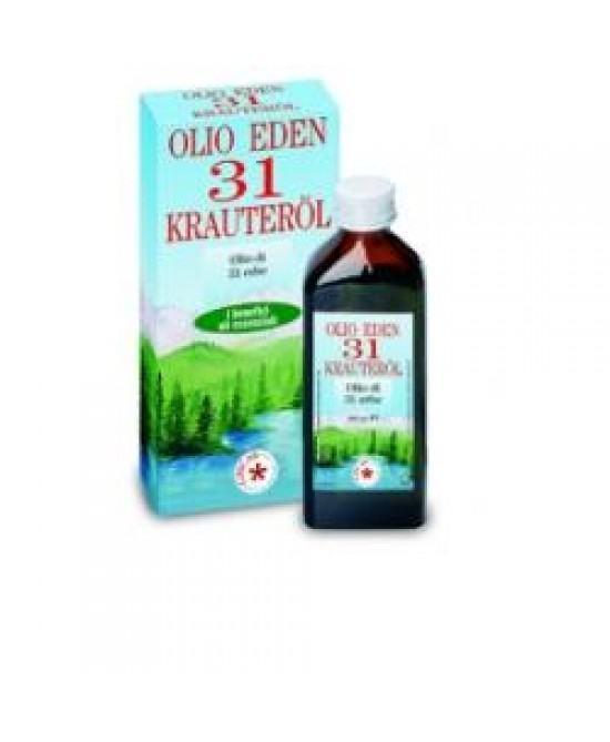 Olio Eden 31 Erbe 100ml - Zfarmacia