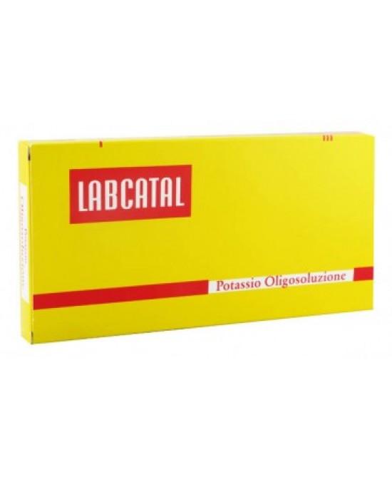 Labcatal Potassio Integratore Alimentare 14 Fiale Da 2ml - Farmastar.it