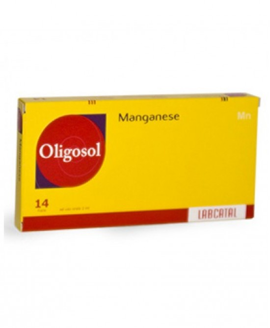 Labcatal Manganese 14 Fiale Da 2ml - Farmastar.it