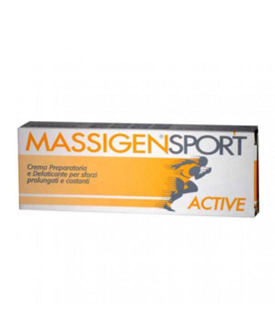 Massigen Sport Active - Farmaciasconti.it