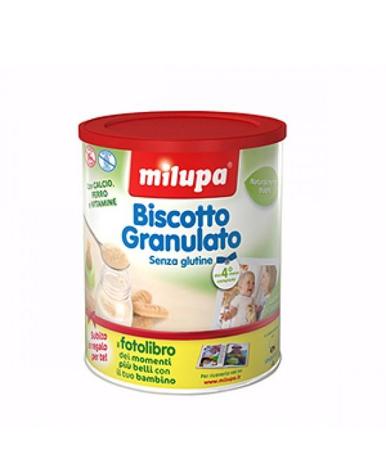 Milupa Biscotto Granulato 400g - FARMAPRIME
