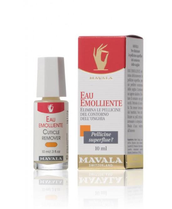 Mavala Eau Emolliente Per Cuticole Elimina Le Pellicine Del Contorno Delle Unghia 10ml - Farmacia 33