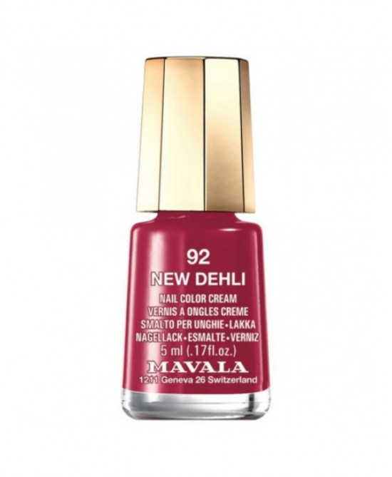 Mavala Minicolors Smalto Colore 92 New Delhi 5ml - Farmacia 33