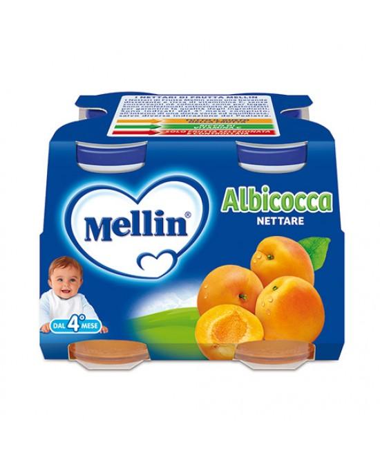 Mellin Nettari Albicocca 4x125ml - La tua farmacia online
