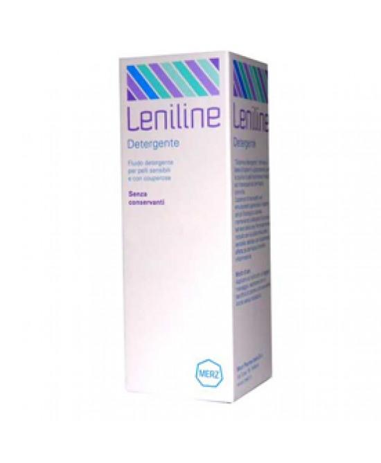 Leniline Fluido Detergente Viso - Zfarmacia
