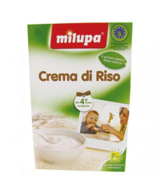 Milupa Fior Di Cereali Crema Di Riso Biologico 200g - Farmacento