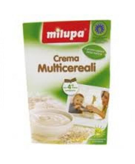 Milupa Fior Di Cereali Crema Multicereali Bio 200g - Farmacento