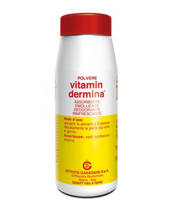 Vitamin Dermina Polvere Assorbente 100g - farma-store.it