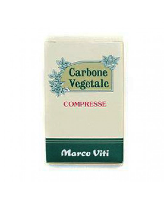 Carbone Veg 120cpr - Farmacento