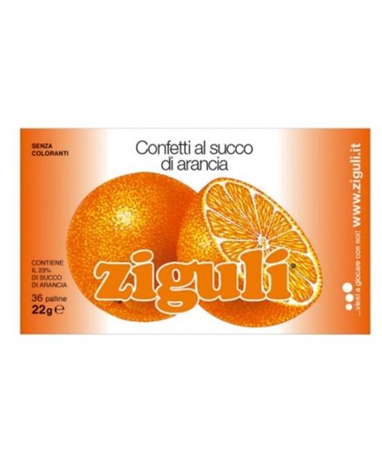 Ziguli Arancia 36 Palline 22g - Farmamille