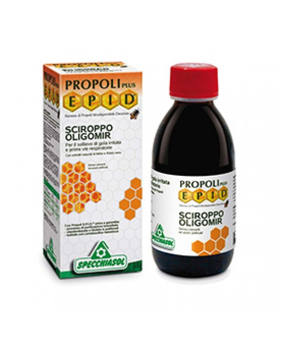 Specchiasol Propoli Oligomir Sciroppo 170 ml - La tua farmacia online