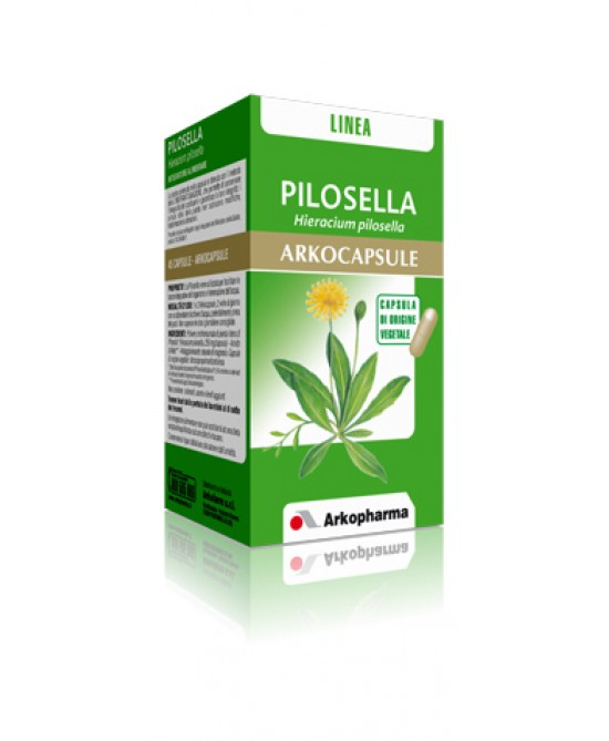 Arkopharma Pilosella Arkocapsule Integratore Alimentare 45 Capsule - Farmalandia
