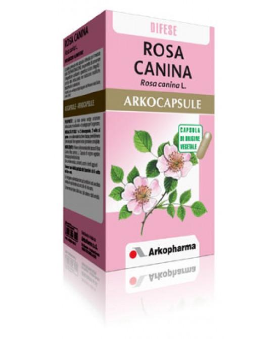 Arkopharma Rosa Canina Arkocapsule Integratore Alimentare 45 Capsule - La tua farmacia online