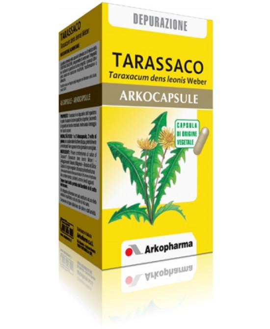 Arkopharma Tarassaco Arkocapsule Integratore Alimentare 45 Capsule - La tua farmacia online