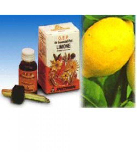 Limone Olio Ess Puro 10ml - Zfarmacia