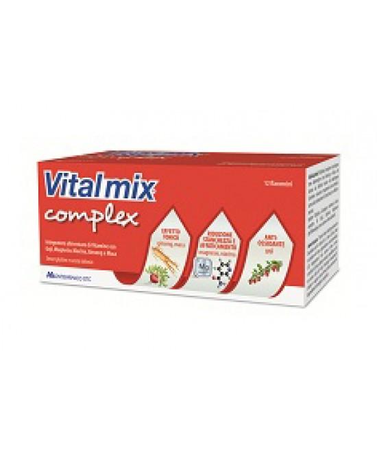 Vitalmix Complex Integratore Alimentare 12 Flaconcini Da 12ml - La tua farmacia online