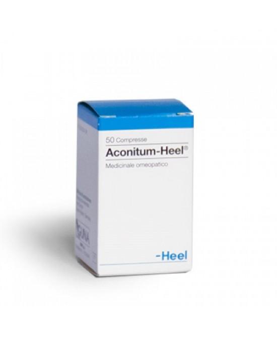 Guna Aconitum-Heel 50 Compresse - Farmawing