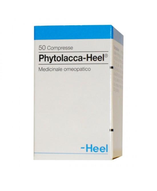 Heel Phytolacca-Heel 50 Compresse - FARMAEMPORIO