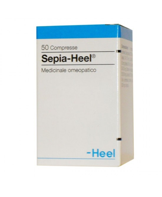 Heel Sepia-Heel  50 Compresse - farma-store.it
