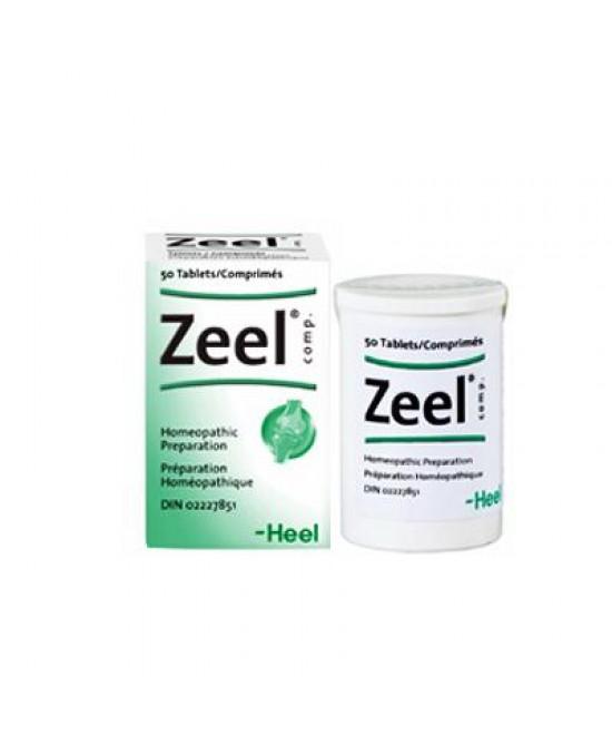 Heel Zeel T 50 Compresse - FARMAEMPORIO