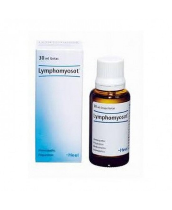 Heel Lymphomyosot Gocce 30ml - Farmacia 33